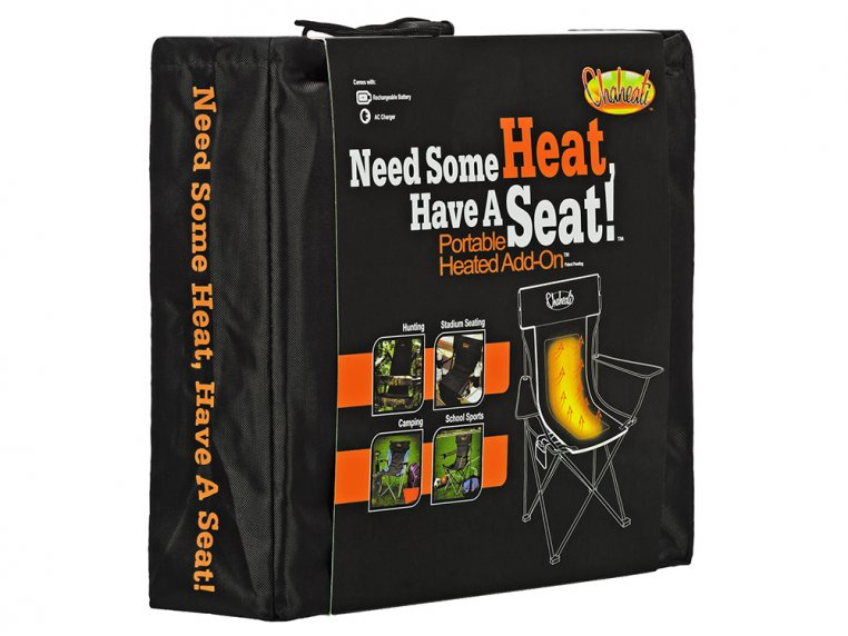 Travel Heated Seat Cover by Chaheati - 11