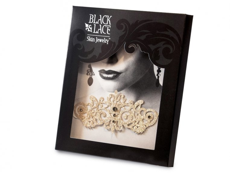Skin Jewelry - Courageous by Black Lace - 4