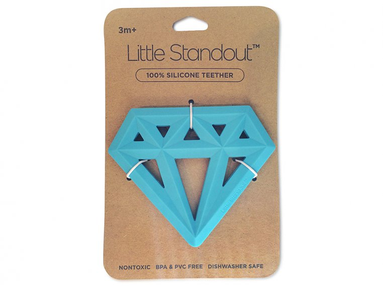 Silicone Baby Teether Toys by Little Standout - 7
