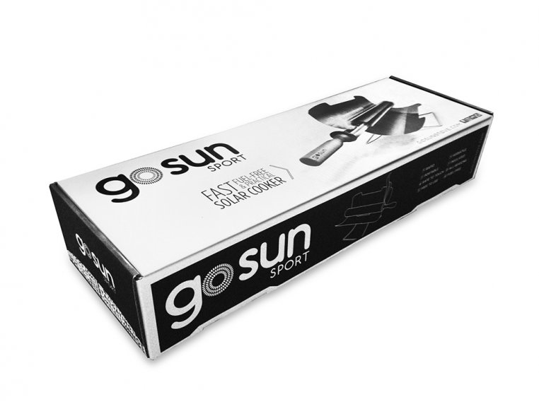 Sport Solar Cooker Pro Pack by GoSun - 8