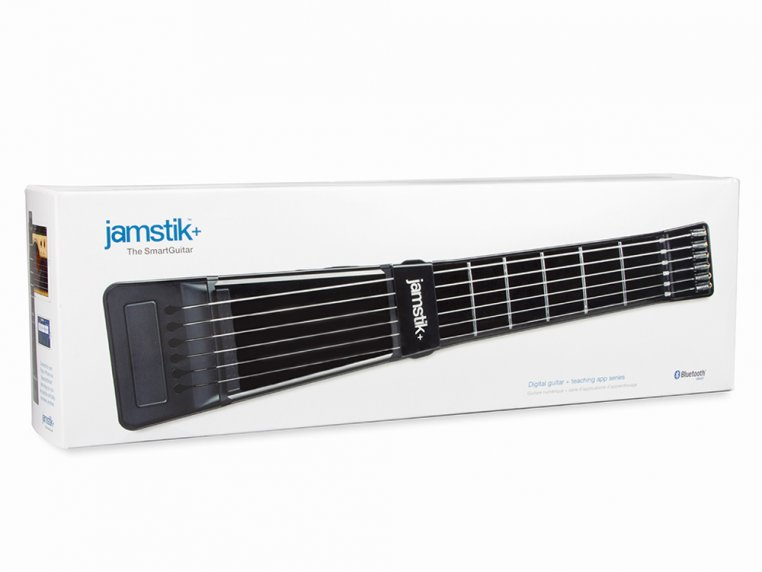 Bluetooth Connected Guitar by Jamstik+ - 9
