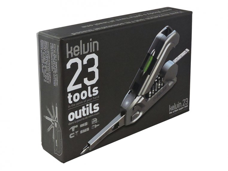 kelvin.23 23-in-1 Multi-Tool by Kelvin Tools - 7