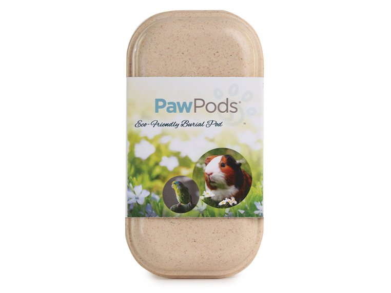 Smaller Pet Burial Pods by Paw Pods - 8