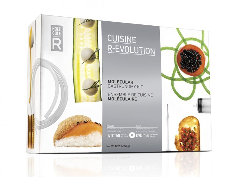 Cuisine R-Evolution kit by Molecule-R - 2