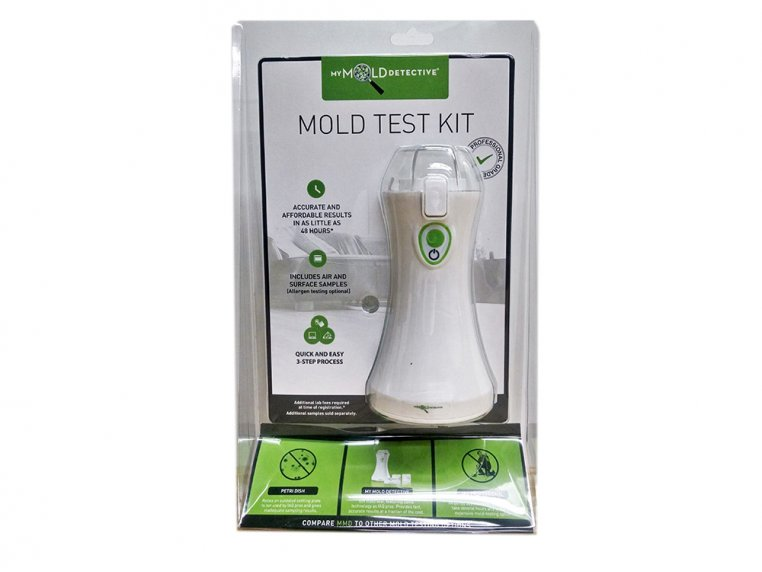 Mold/Allergen Test Kit by My Mold Detective - 10