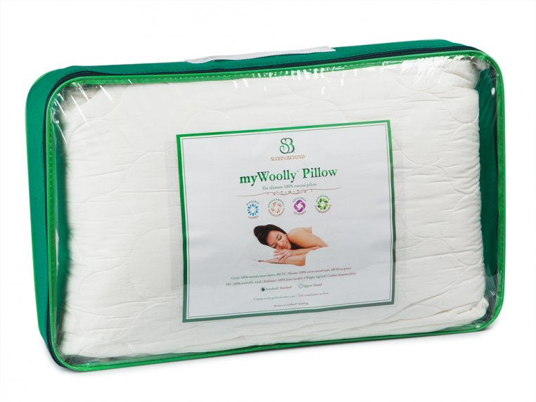 myWoolly Pillow by Sleep & Beyond - 6