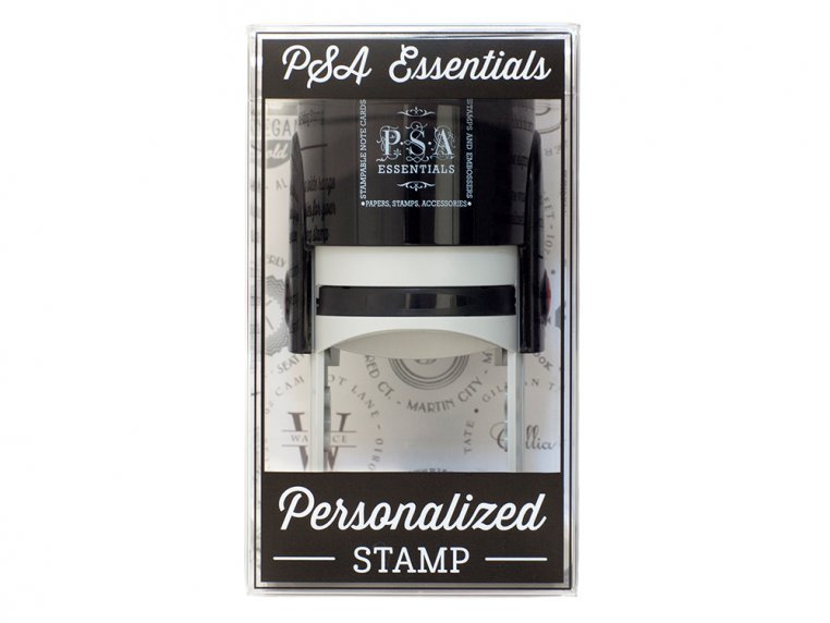 Personalized Stamp Kit by PSA Essentials - 10