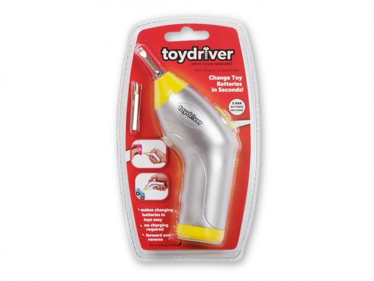 Mini Power Screwdriver by Toydriver - 10