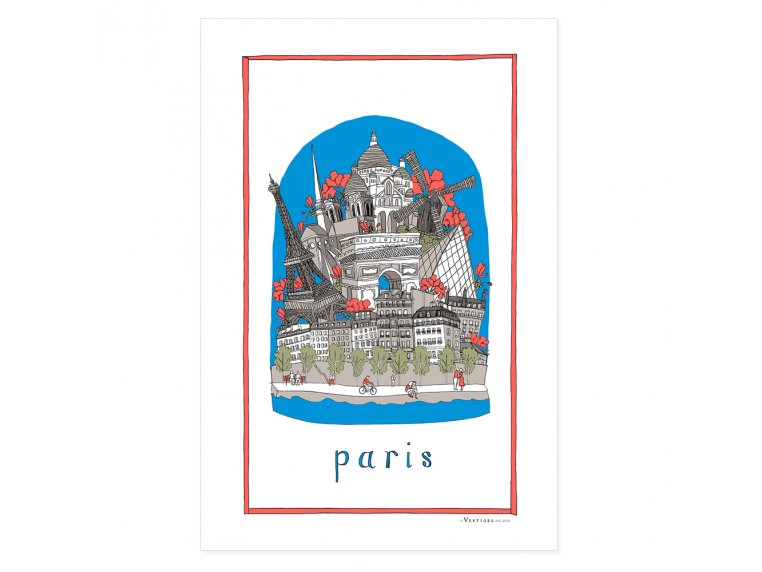 Destinations Tea Towels by Vestiges - 7