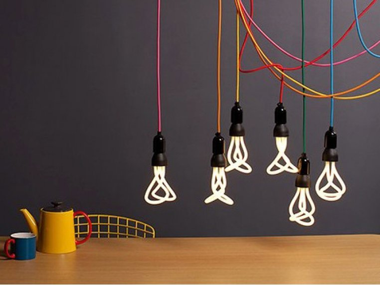 Energy Saving Light Bulb - Bright by Plumen - 2