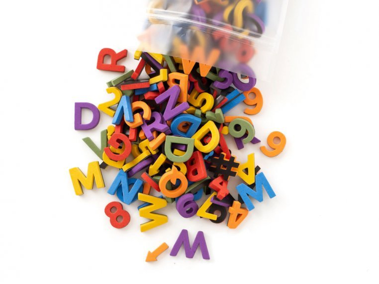 Modern Magnetic Letters by The Type Set Co. - 33