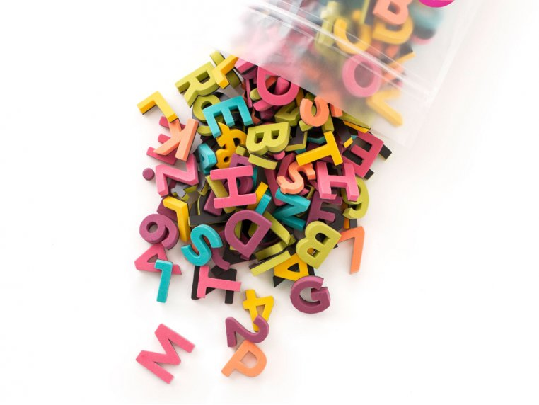 Modern Magnetic Letters by The Type Set Co. - 34