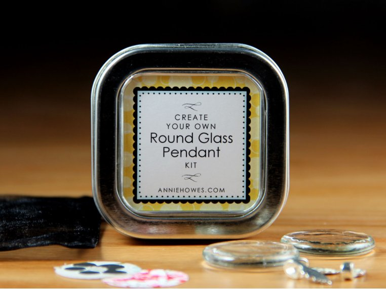 Glass Pendant Kits by Annie Howes - 1