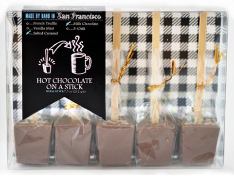 Hot Chocolate Service for 5 by Ticket Kitchen - 1