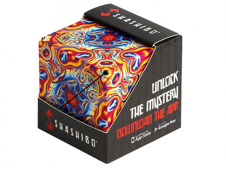 Shashibo Magnetic Puzzle Box by Fun in Motion Toys - 7