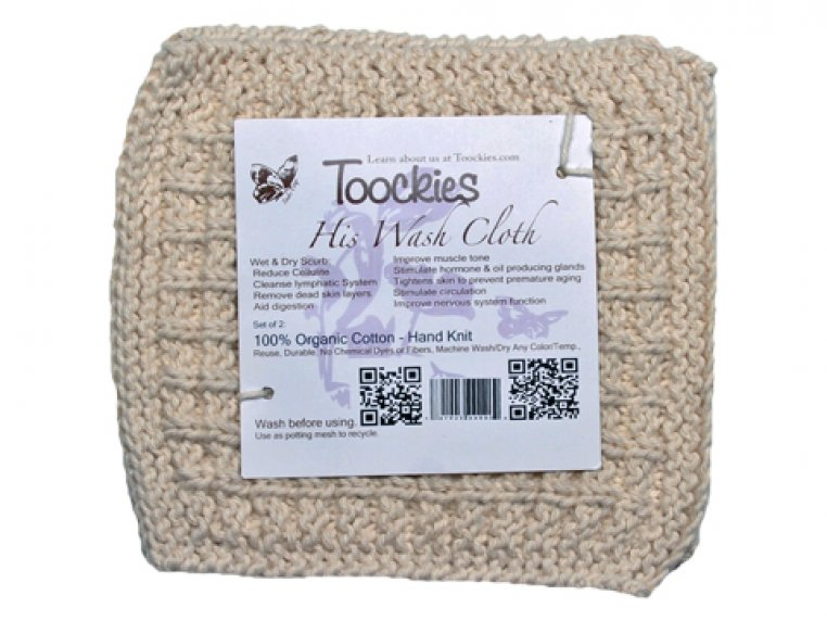 Wash Cloths by Toockies - 2