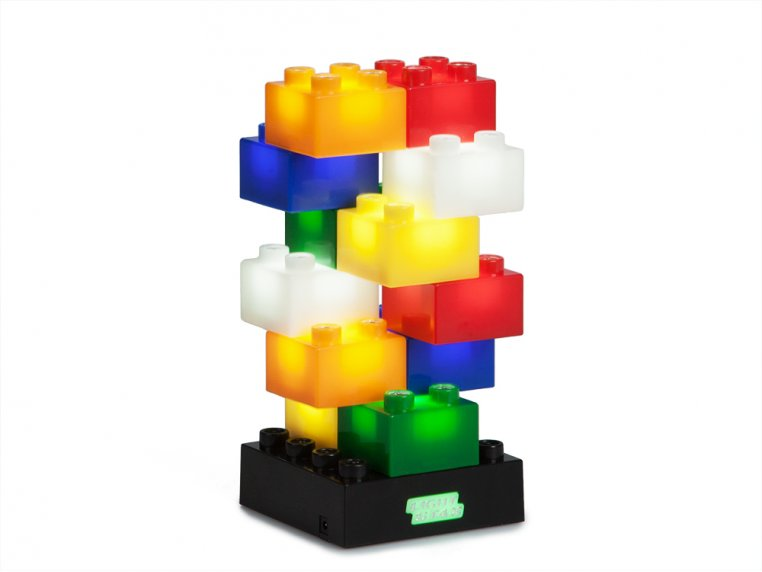 Light-up Building Blocks by Light Stax - 7