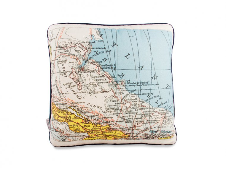 Custom Nautical Pillow by Not for Navigation - 6