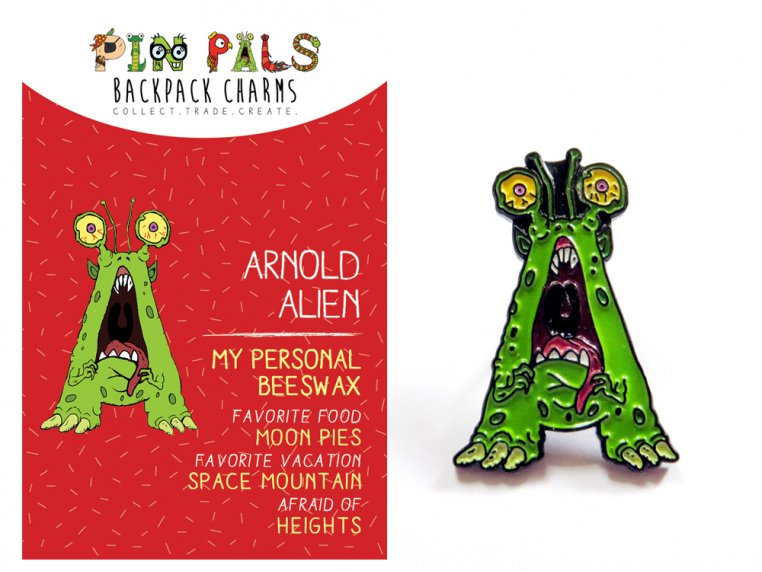 Alphabet Pins by Pin Pals - 3