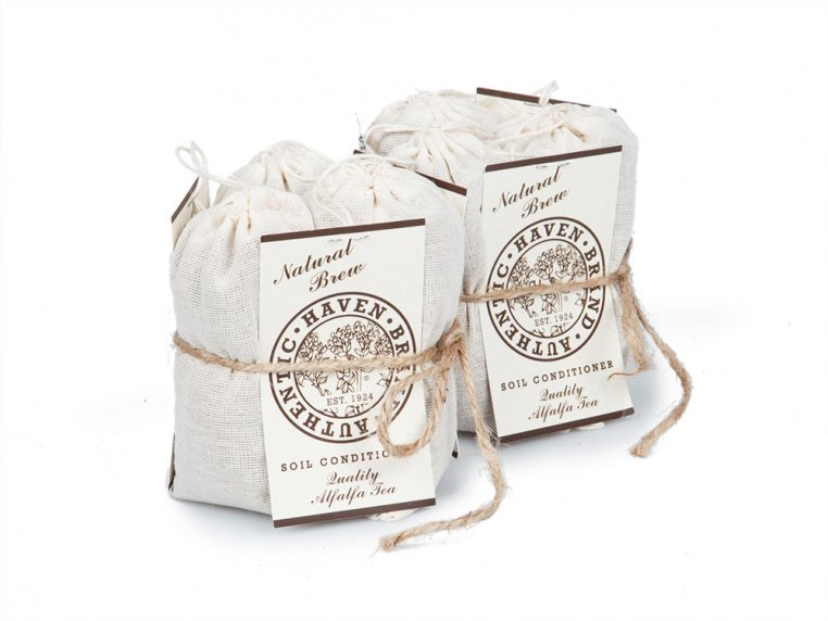 Alfalfa Natural Brew 6 pack by Authentic Haven Brand - 6