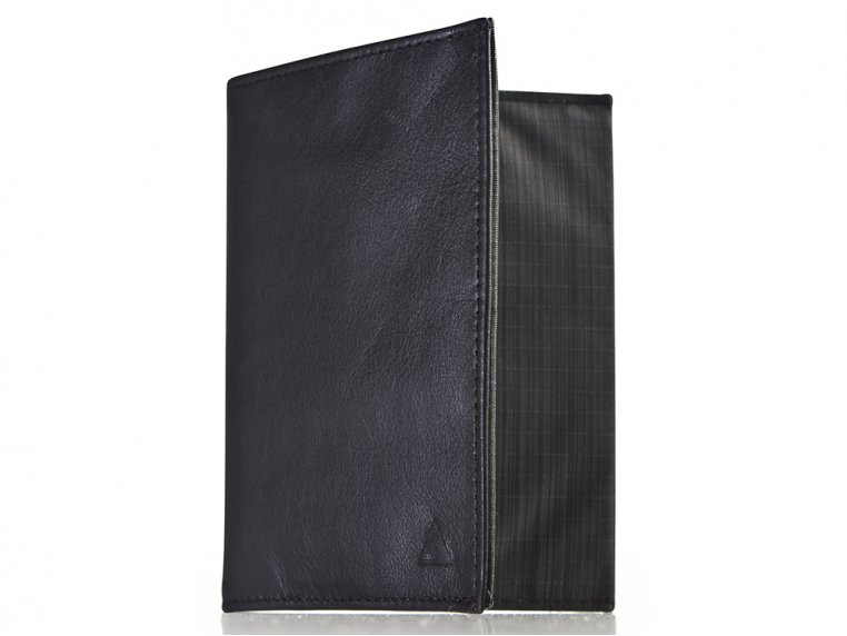Original Thin Leather Wallet by Allett - 5