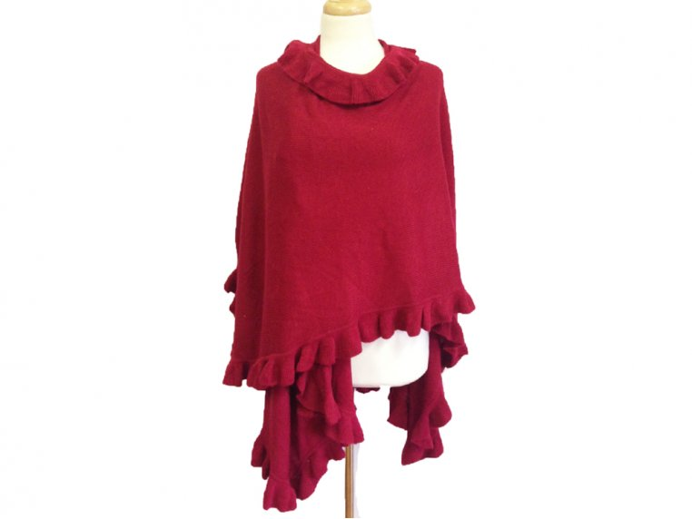 City Ruffle Shawl by AprilMarin - 11