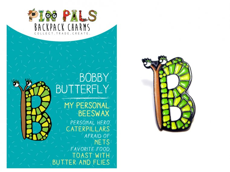 Alphabet Pins by Pin Pals - 4