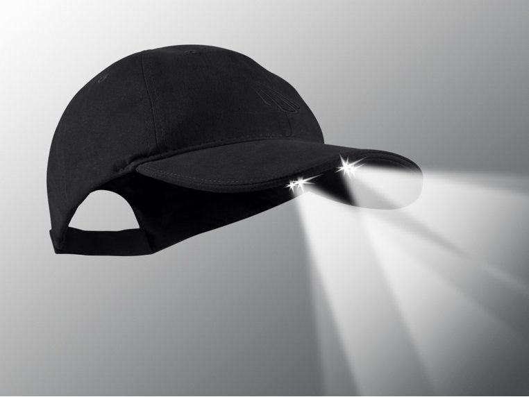 LED Lighted Hats by PowerCap - 2