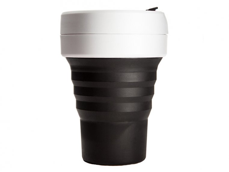 Collapsible Travel Cup by Stojo - 11