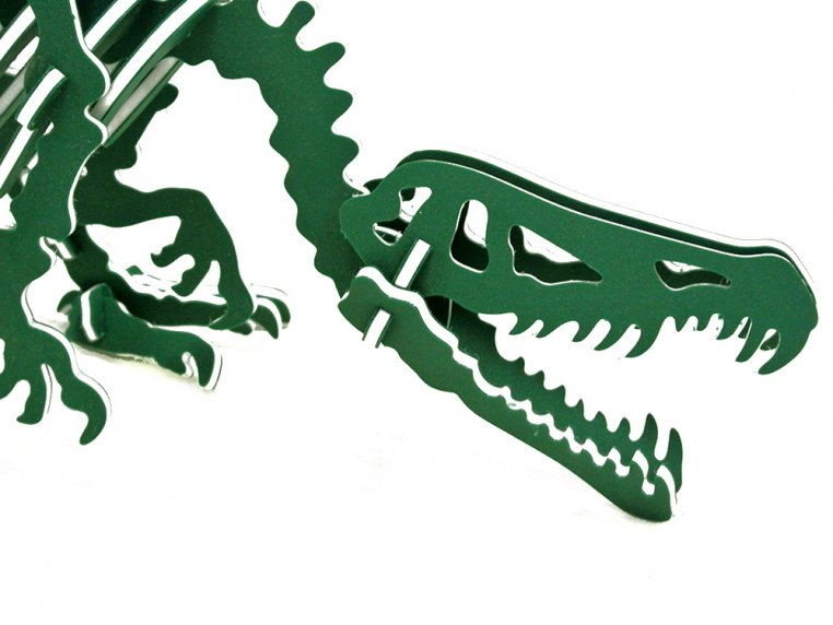 Oversized 3D Dinosaur Puzzle by Boneyard Pets - 14