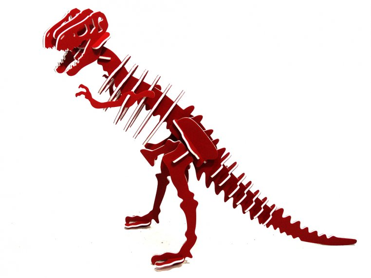 Oversized 3D Dinosaur Puzzle by Boneyard Pets - 5