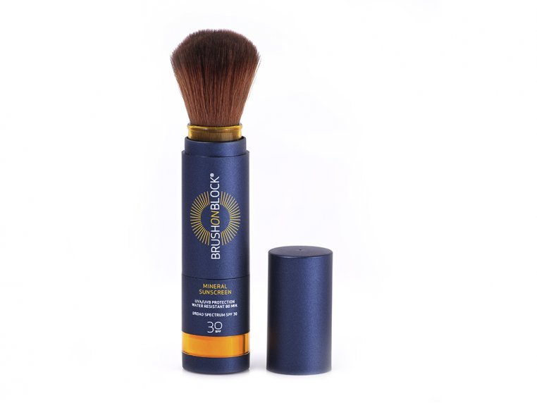 Mineral Powder Sunscreen by Brush On Block - 6