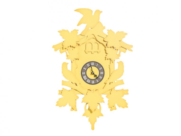 Large Cuckoo Clock by FunDeco - 8