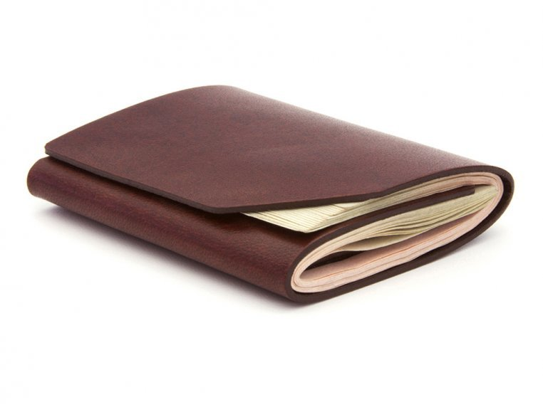 Malbec Leather Wallet by Ezra Arthur - 7