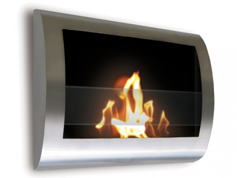 Chelsea Wall Mount Indoor Fireplace by Anywhere Fireplace - 3