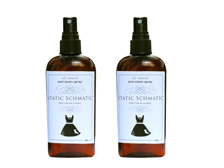 Anti-Static Spray for Clothes - Set of 2 by Static Schmatic - 3