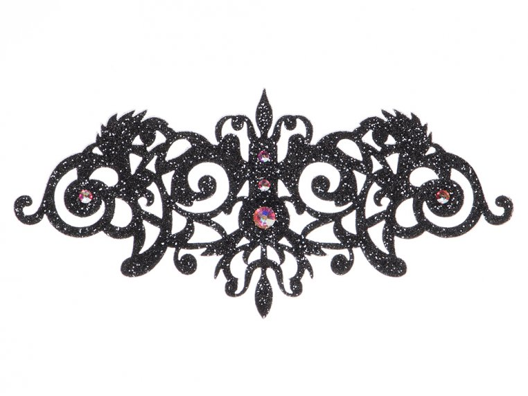Skin Jewelry - Courageous by Black Lace - 9