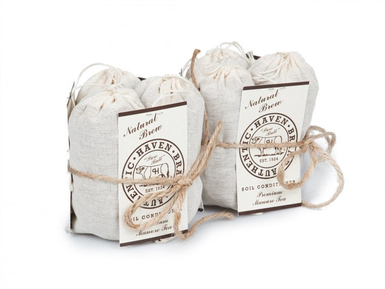 Cow Manure Natural Brew 6 pack by Authentic Haven Brand - 6