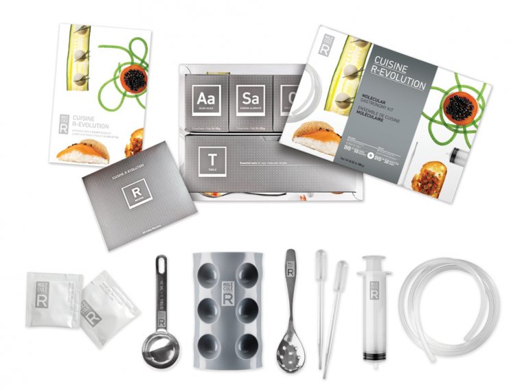 Cuisine R-Evolution kit by Molecule-R - 1