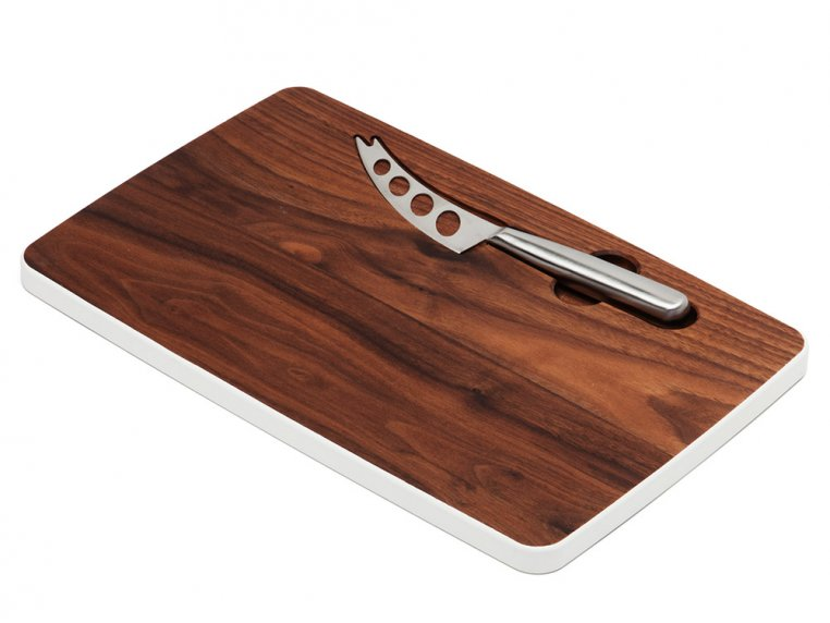 Cheese Board with Knife by David Rasmussen - 4