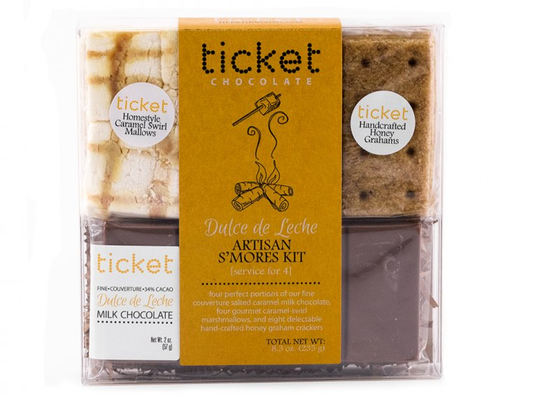 Artisan S'mores Kit by Ticket Kitchen - 8