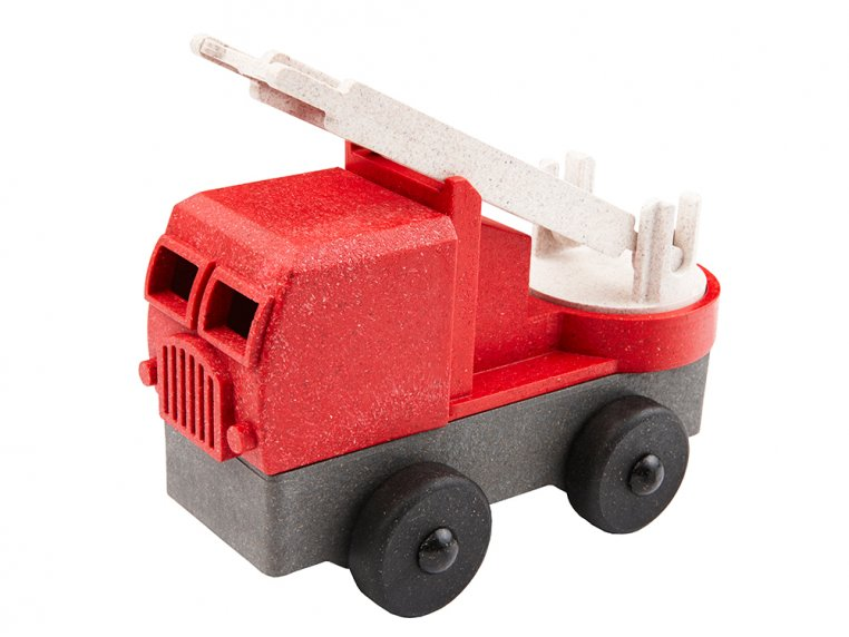 EcoTruck Fire Truck by Luke's Toy Factory - 5