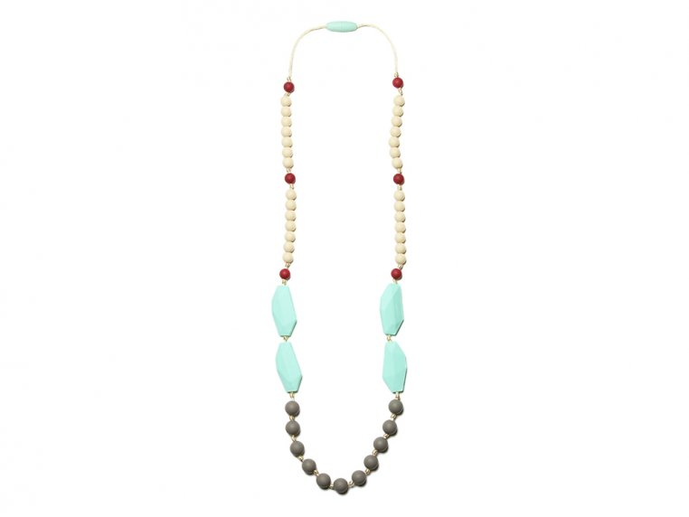 Frida Silicone Teething Necklace by Mama & Little - 6