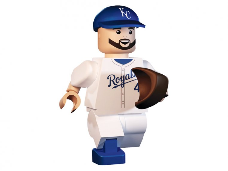 Minifigure Player by OYO Sports - 4