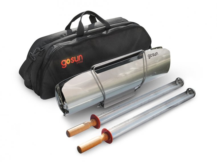 Sport Solar Cooker Pro Pack by GoSun - 7