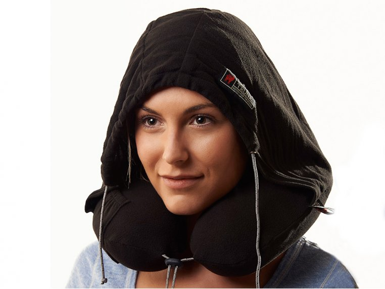Hooded Travel Pillow by Grand Trunk - 2
