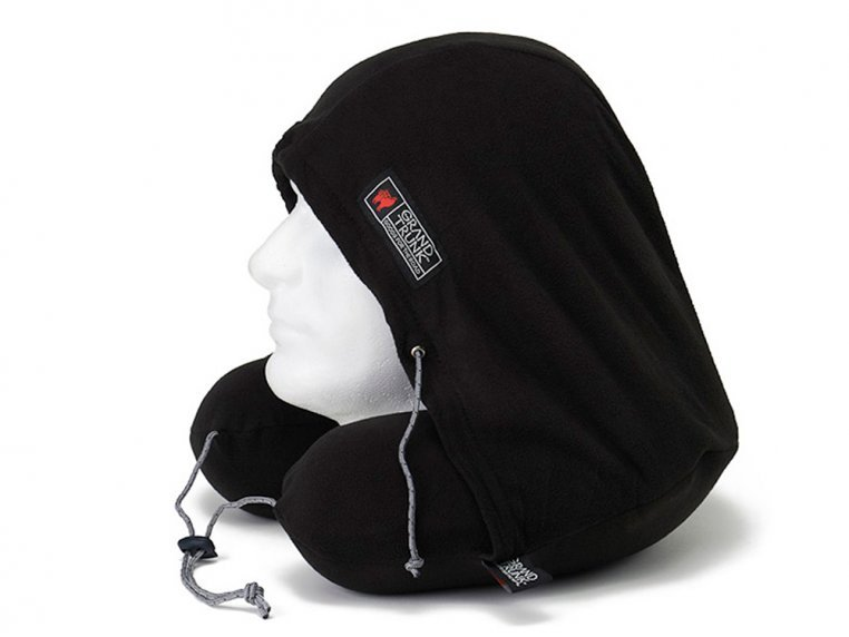 Hooded Travel Pillow by Grand Trunk - 1