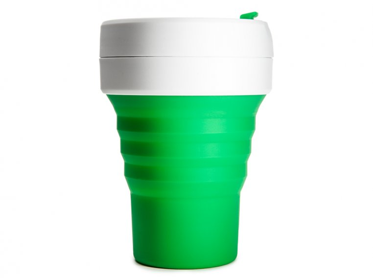 Collapsible Travel Cup by Stojo - 10