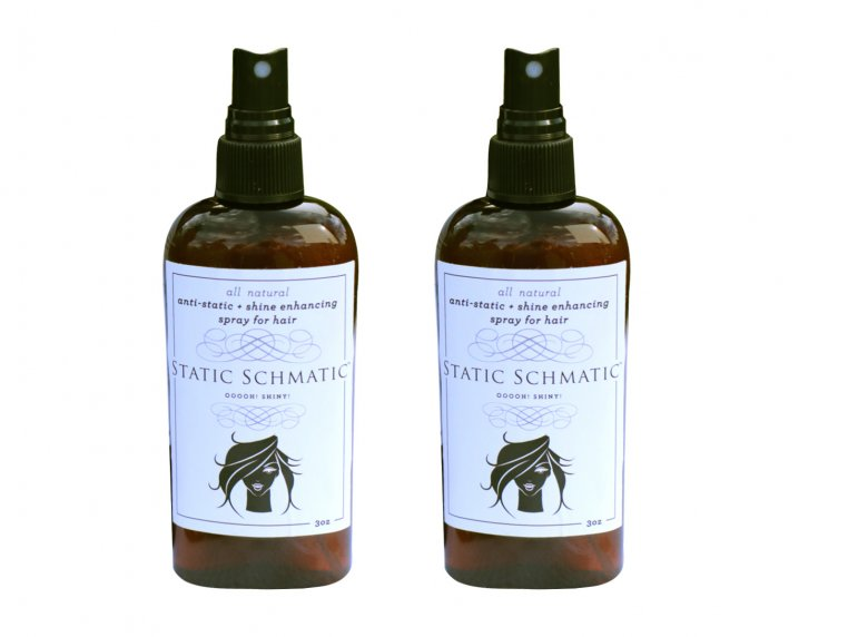 Anti-Static Spray for Hair - Set of 2 by Static Schmatic - 3