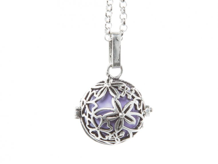Hibiscus Angel Locket by Yourself Expression - 15